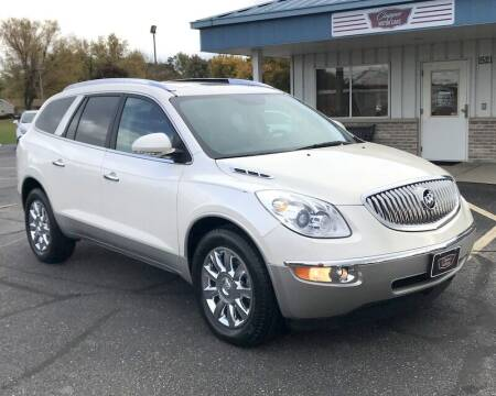 2011 Buick Enclave for sale at Clapper MotorCars in Janesville WI