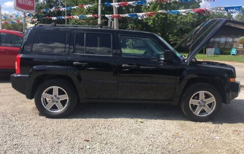2007 Jeep Patriot for sale at Antique Motors in Plymouth IN