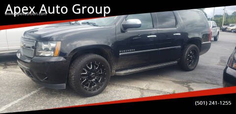 2011 Chevrolet Suburban for sale at Apex Auto Group in Cabot AR