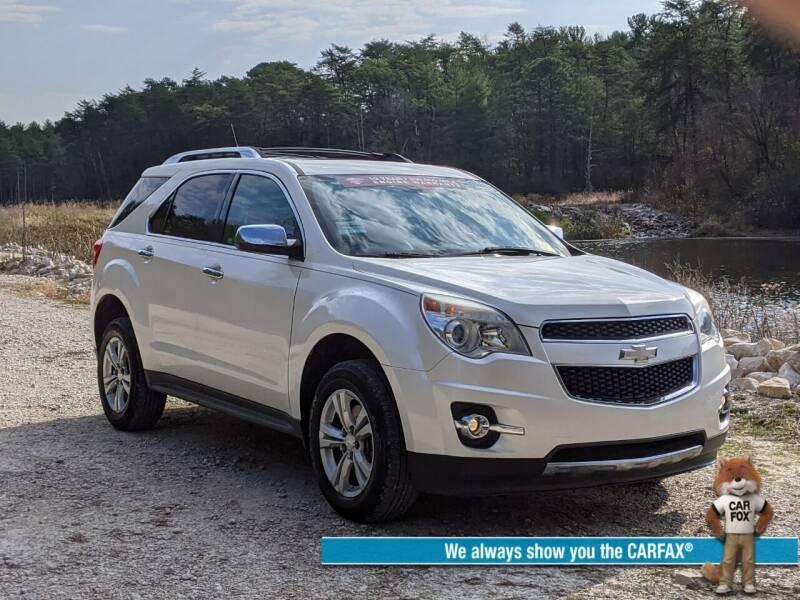 2012 Chevrolet Equinox for sale at Bob Walters Linton Motors in Linton IN