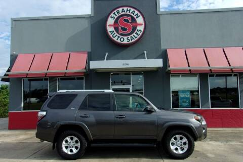 2015 Toyota 4Runner for sale at Strahan Auto Sales Petal in Petal MS