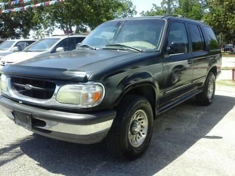 1998 Ford Explorer for sale at John 3:16 Motors in San Antonio TX