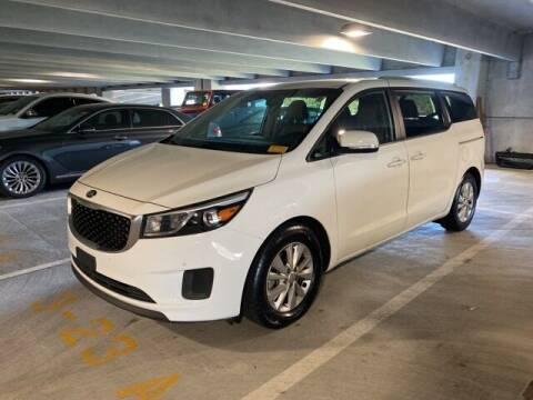 2018 Kia Sedona for sale at Southern Auto Solutions-Jim Ellis Hyundai in Marietta GA