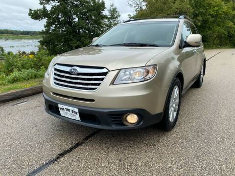 2008 Subaru Tribeca for sale at Toy Box Auto Sales LLC in La Crosse WI