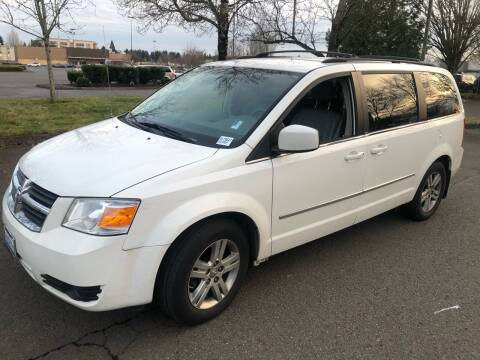 2010 Dodge Grand Caravan for sale at Blue Line Auto Group in Portland OR