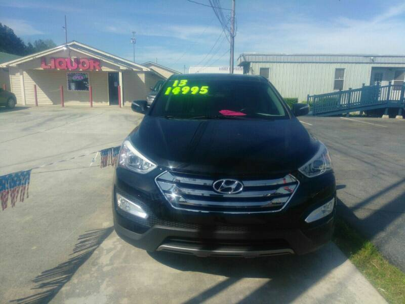 2013 Hyundai Santa Fe Sport for sale at AUTOPLEX 528 LLC in Huntsville AL