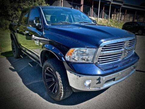 2016 RAM Ram Pickup 1500 for sale at Carder Motors Inc in Bridgeport WV