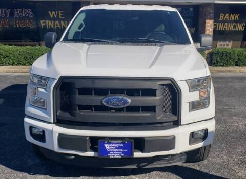2015 Ford F-150 for sale at Greenville Motor Company in Greenville NC