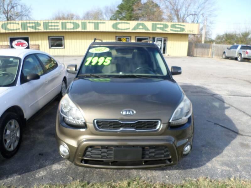 2012 Kia Soul + 4dr Crossover 6A - Bentonville AR