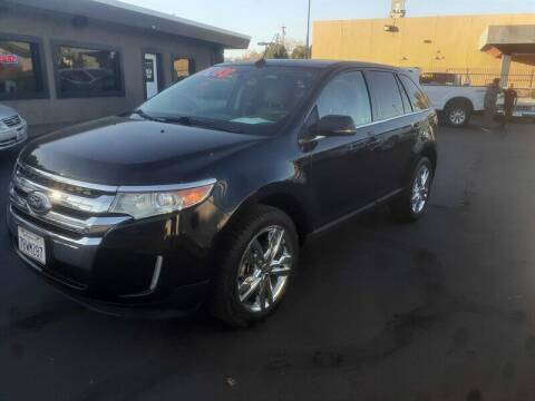 2013 Ford Edge for sale at Nor Cal Auto Center in Anderson CA