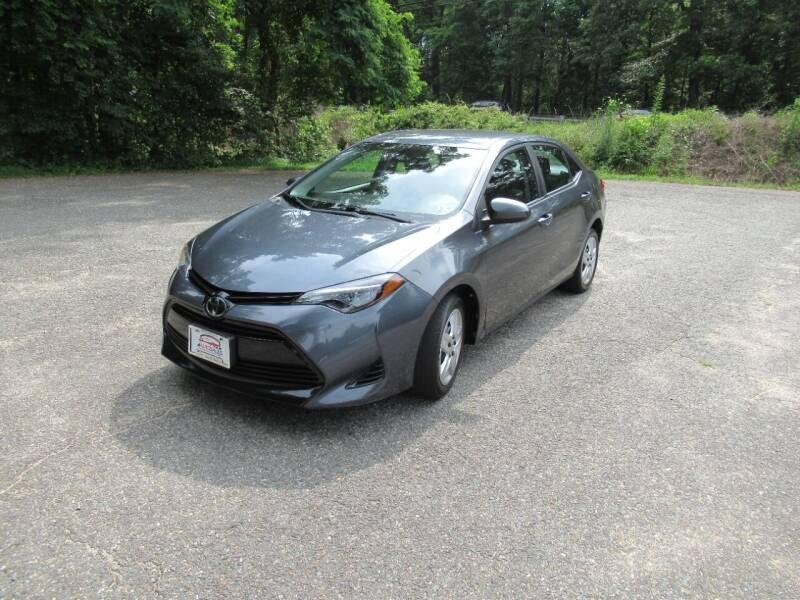 2018 Toyota Corolla for sale at 4Auto Sales, Inc. in Fredericksburg VA