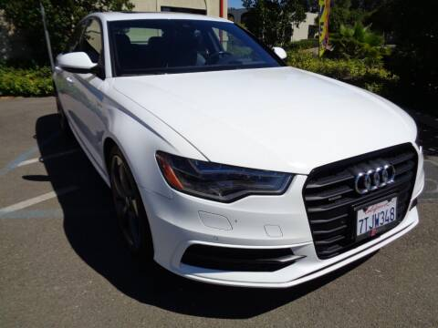 2015 Audi A6 for sale at NorCal Auto Mart in Vacaville CA