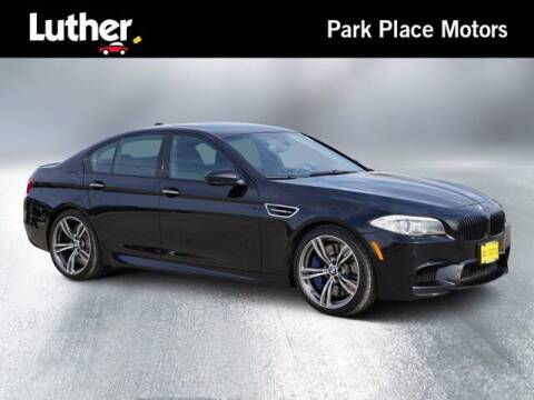 2013 BMW M5 for sale at Park Place Motor Cars in Rochester MN