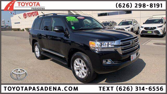 2017 Toyota Land Cruiser for sale in Pasadena, CA