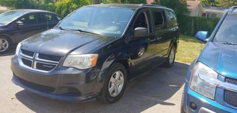 2011 Dodge Grand Caravan for sale at Superior Motors in Mount Morris MI