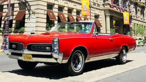 1967 Pontiac GTO for sale at Black Tie Classics in Stratford NJ