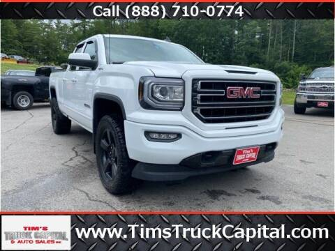 2018 GMC Sierra 1500 for sale at TTC AUTO OUTLET/TIM'S TRUCK CAPITAL & AUTO SALES INC ANNEX in Epsom NH