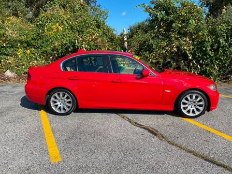 2006 BMW 3 Series for sale at International Horsepower Auto Sales in Warwick RI