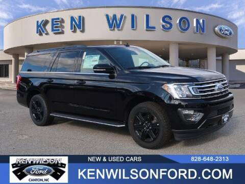 2020 Ford Expedition MAX for sale at Ken Wilson Ford in Canton NC