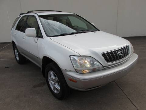 2002 Lexus RX 300 for sale at QUALITY MOTORCARS in Richmond TX