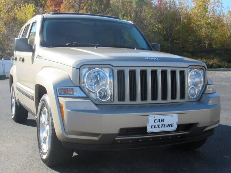 2011 Jeep Liberty for sale at Car Culture in Warren OH