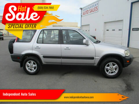 2001 Honda CR-V for sale at Independent Auto Sales #2 in Spokane WA