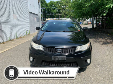 2010 Kia Forte Koup for sale at 77 Auto Mall in Newark NJ
