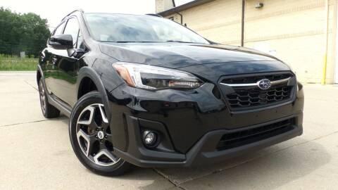 2018 Subaru Crosstrek for sale at Prudential Auto Leasing in Hudson OH