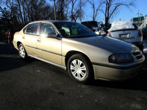 2004 Chevrolet Impala for sale at American Auto Group Now in Maple Shade NJ