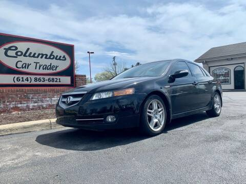 2008 Acura TL for sale at Columbus Car Trader in Reynoldsburg OH