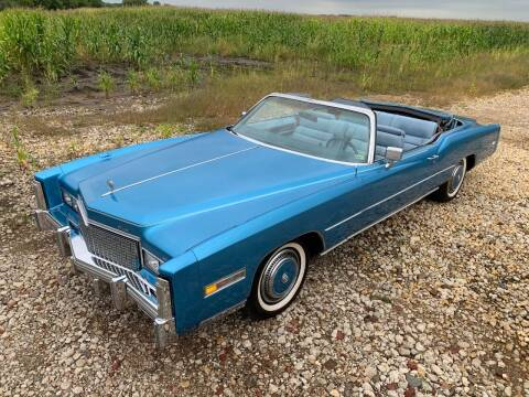 1976 Cadillac Eldorado for sale at Park Ward Motors Museum - Park Ward Motors in Crystal Lake IL