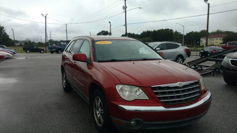 2007 Chrysler Pacifica for sale at Kelly & Kelly Supermarket of Cars in Fayetteville NC