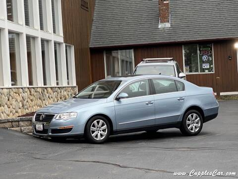 2006 Volkswagen Passat for sale at Cupples Car Company in Belmont NH