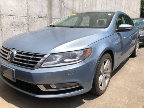2013 Volkswagen CC for sale at Deleon Mich Auto Sales in Yonkers NY