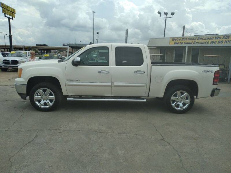 2012 GMC Sierra 1500 for sale at Taylor Trading Co in Beaumont TX