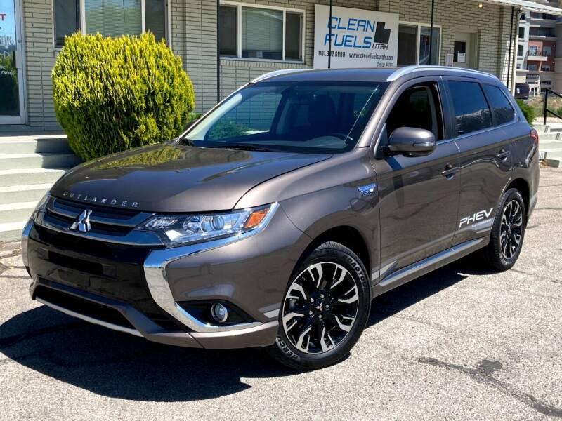 2018 Mitsubishi Outlander PHEV for sale at Clean Fuels Utah in Orem UT