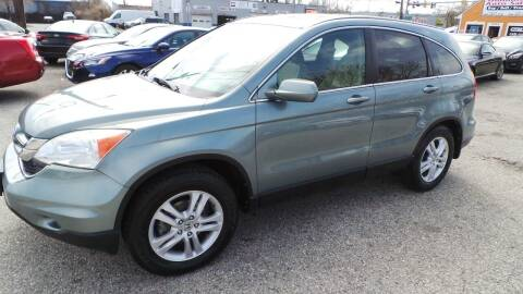 2011 Honda CR-V for sale at Unlimited Auto Sales in Upper Marlboro MD