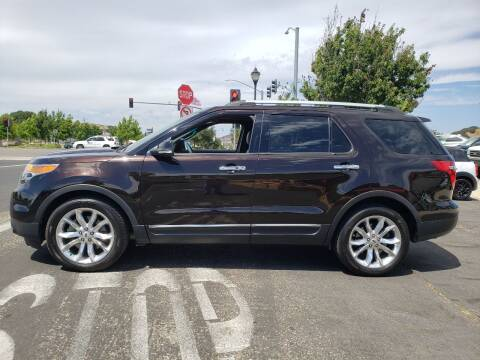 2014 Ford Explorer for sale at Coast Auto Sales in Buellton CA