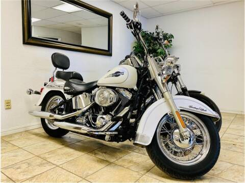 2005 Harley Davidson Heritage Softail Classic for sale at KARS R US in Modesto CA