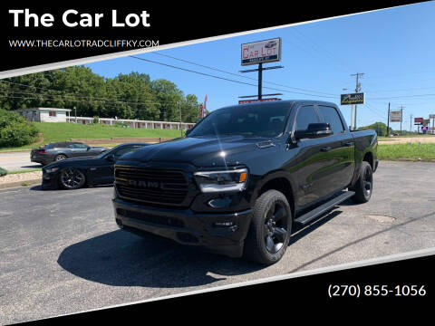 2019 RAM Ram Pickup 1500 for sale at The Car Lot in Radcliff KY