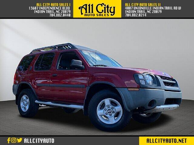 2003 Nissan Xterra for sale at All City Auto Sales in Indian Trail NC