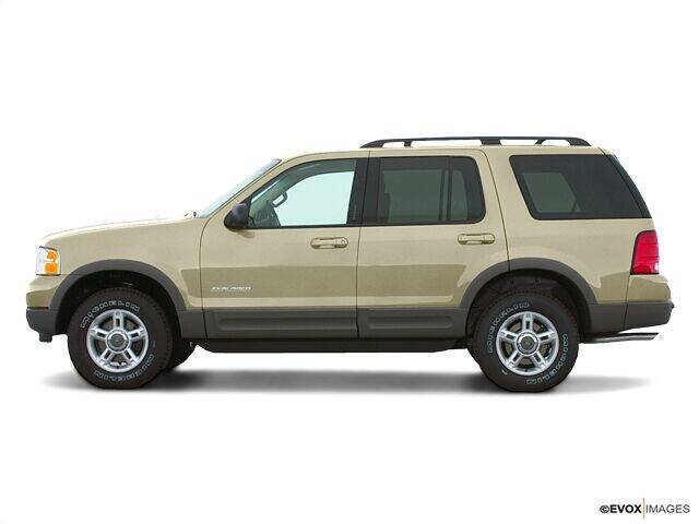 2003 Ford Explorer for sale at CHAPARRAL USED CARS OF ERWIN in Erwin TN