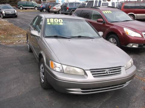 1998 Toyota Camry for sale at Straight Line Motors LLC in Fort Wayne IN