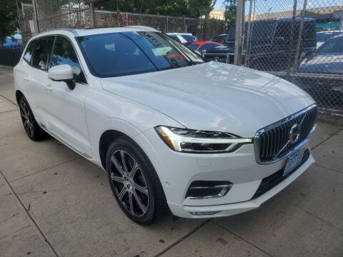 2018 Volvo XC60 for sale at LUXURY OF QUEENS,INC in Long Island City NY