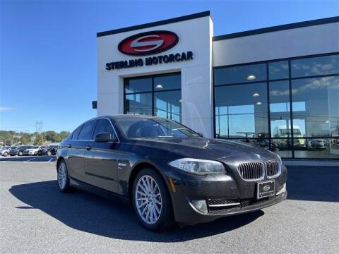 2012 BMW 5 Series for sale at Sterling Motorcar in Ephrata PA