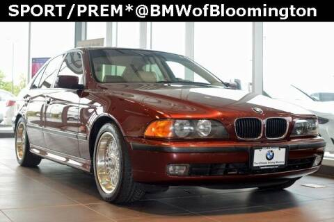 2000 BMW 5 Series for sale at Sam Leman Mazda in Bloomington IL