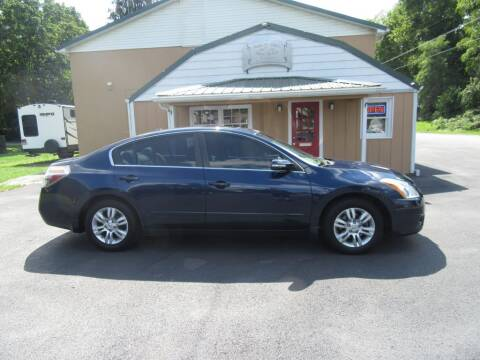 2010 Nissan Altima for sale at Honest Gabe Auto Sales in Carlisle PA
