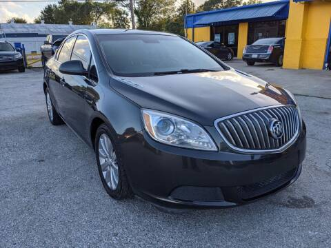 2016 Buick Verano for sale at PREMIER MOTORS OF PEARLAND in Pearland TX