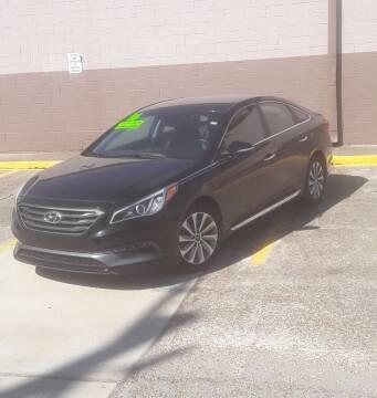 2019 Hyundai Sonata for sale at Value Motors Company in Marrero LA