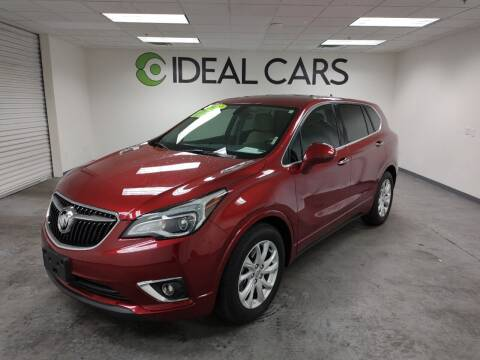 2020 Buick Envision for sale at Ideal Cars in Mesa AZ